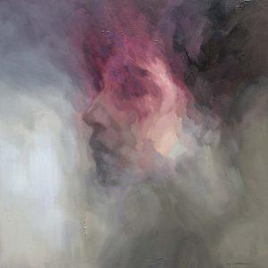 Des Moines Iowa artists artwork called Meditate